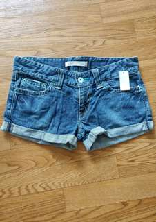 Boyfriend's Denim shorts