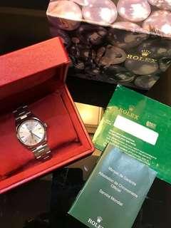 Rolex vintage airking