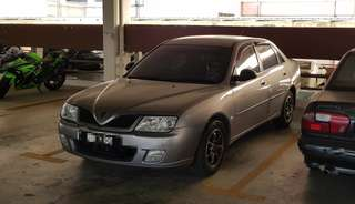 Proton Waja 2007 for sale!