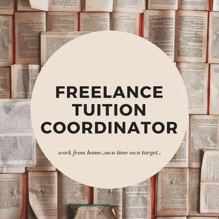 Freelance tuition coordinator