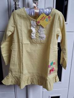 Baju Baby Curly size 1