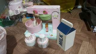 mother garden baking set