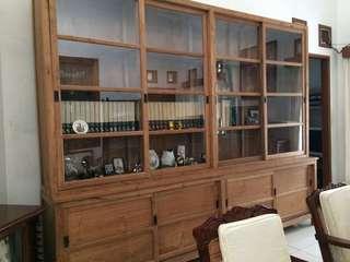 Big teakwood cabinet
