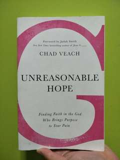 Unreasonable hope - Chad Veach