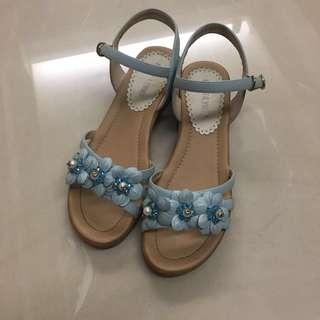 專櫃nami yami涼鞋