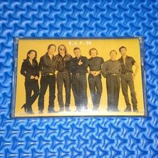 🆒 VA - R.A.P. 96 [1996] Cassette Melayu