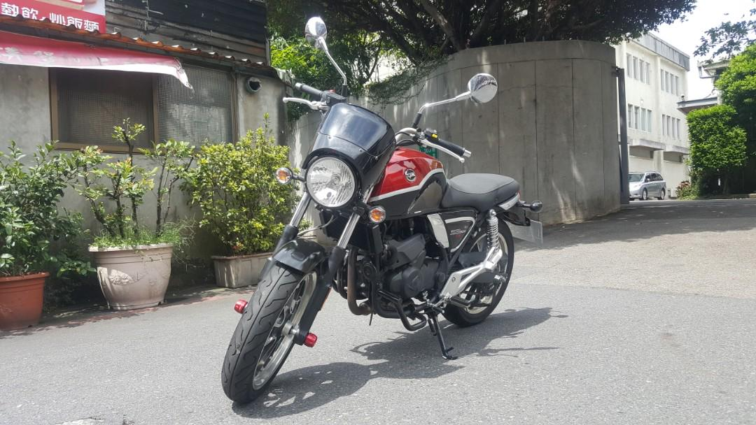 三陽 大野狼SB CR 300