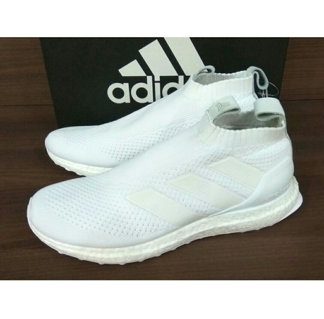 separation shoes 39c3e 24279 Adidas A16+ Ultra Boost White Purecontrol