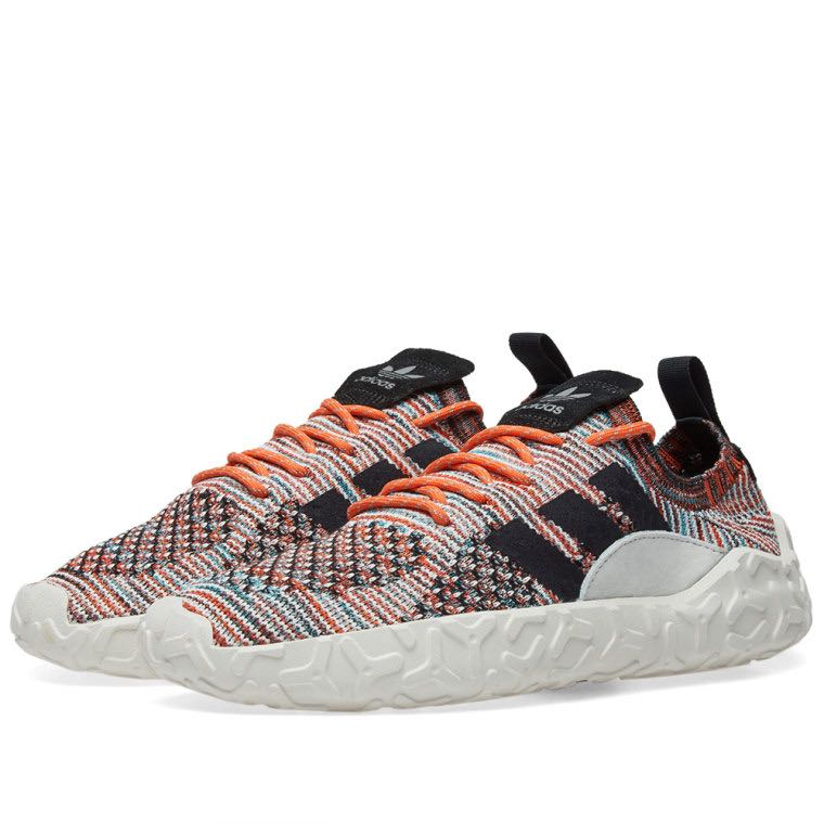 best website 5e28a 7053e Adidas F22 Atric Primeknit PK Orange Black, Mens Fashion, Footwear,  Sneakers on Carousell