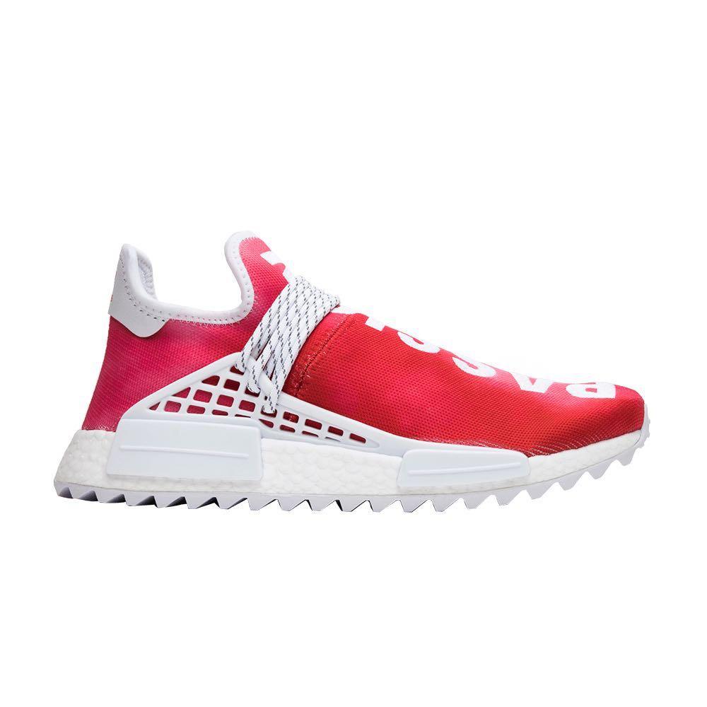 wholesale dealer e6c3b 0ca76 Adidas Originals Pharrell Williams Human Race Red Passion ...