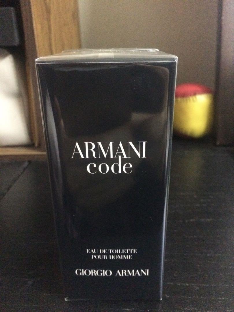Black Code By Giorgio Armani Perfume Produk Badan Dan Kecantikan