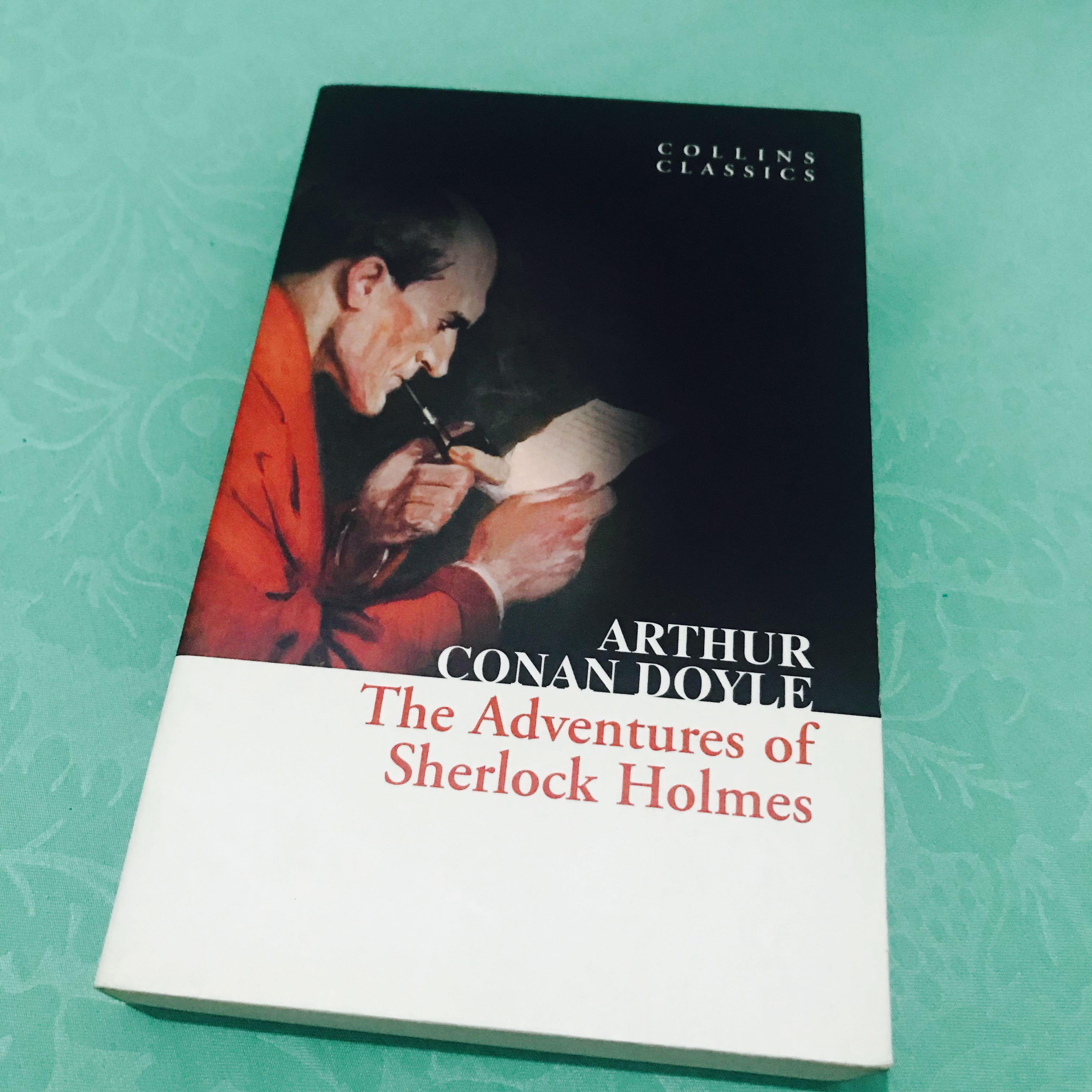 [English] Sherlock Holmes (The Adventure) by Sir Arthur Conan Doyle