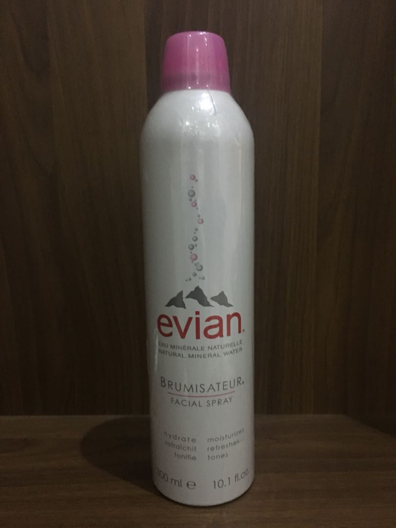 Evian Facial Spray 300 Ml Kesehatan Kecantikan Kulit Sabun Photo
