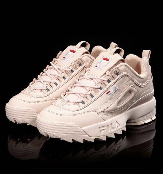 ddb0e902c59 Fila x DISRUPTOR 2, Women's Fashion, Shoes, Sneakers on Carousell