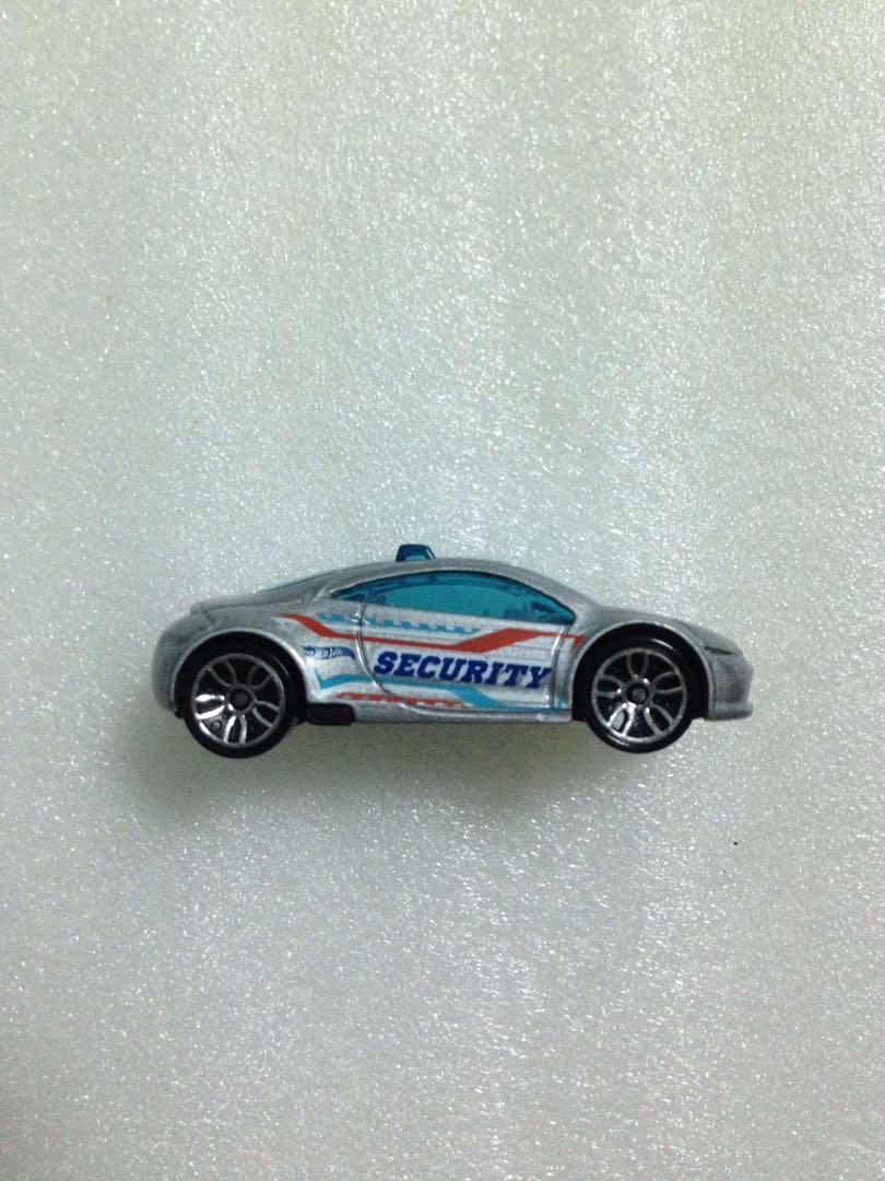 Hotwheels Mitsubishi Eclipse Concept Car Toys Games Bricks