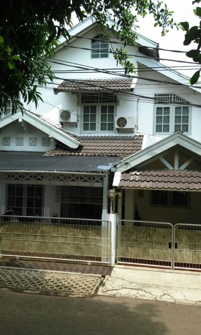 Jual Rumah Bintaro Jaya Sektor 6 Properti Dijual Di Carousell