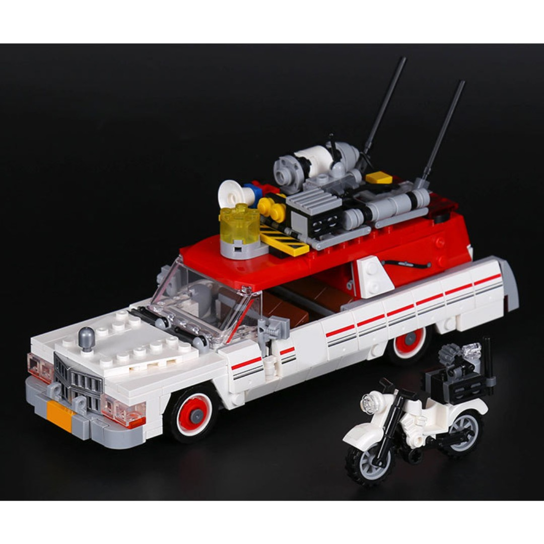Summary Lego Ghostbusters Ecto1 Amp 2 75828 Building Kit 556 Piece Ecto 1 Ampamp