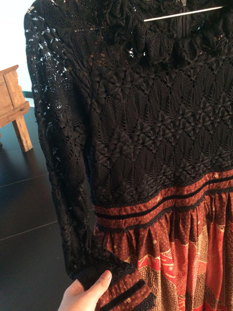 Long Dress Batik by Custom Designer
