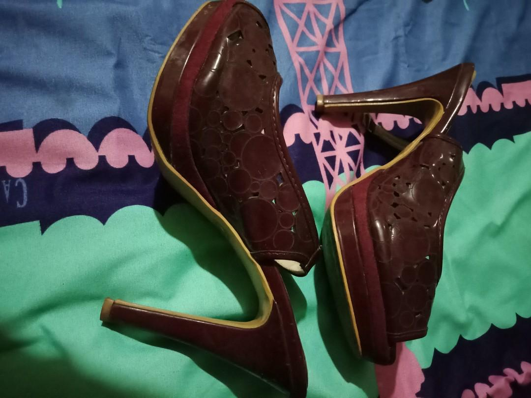 Marie Claire High heels