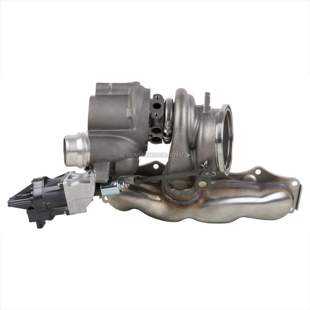 MHI N20 Big Turbo - F22 228i, F30 328i, F32 428i, X3 28i, X4 28i