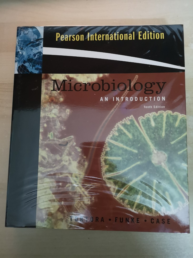 Microbiology An Introduction 10th Edition By Tortora Funke Case