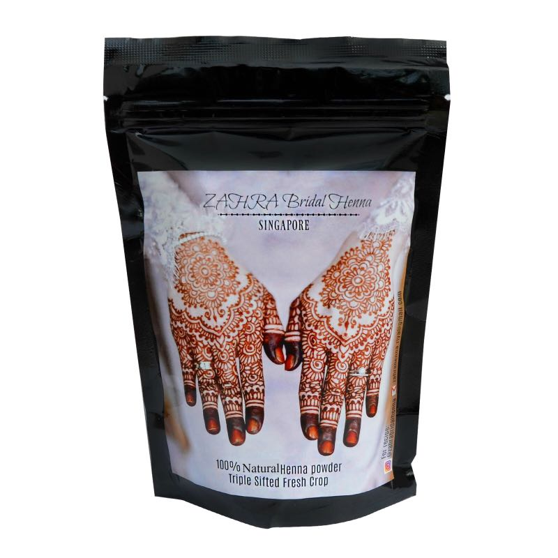 Natural Henna Powder For Hair Body Art Health Beauty Hair Care