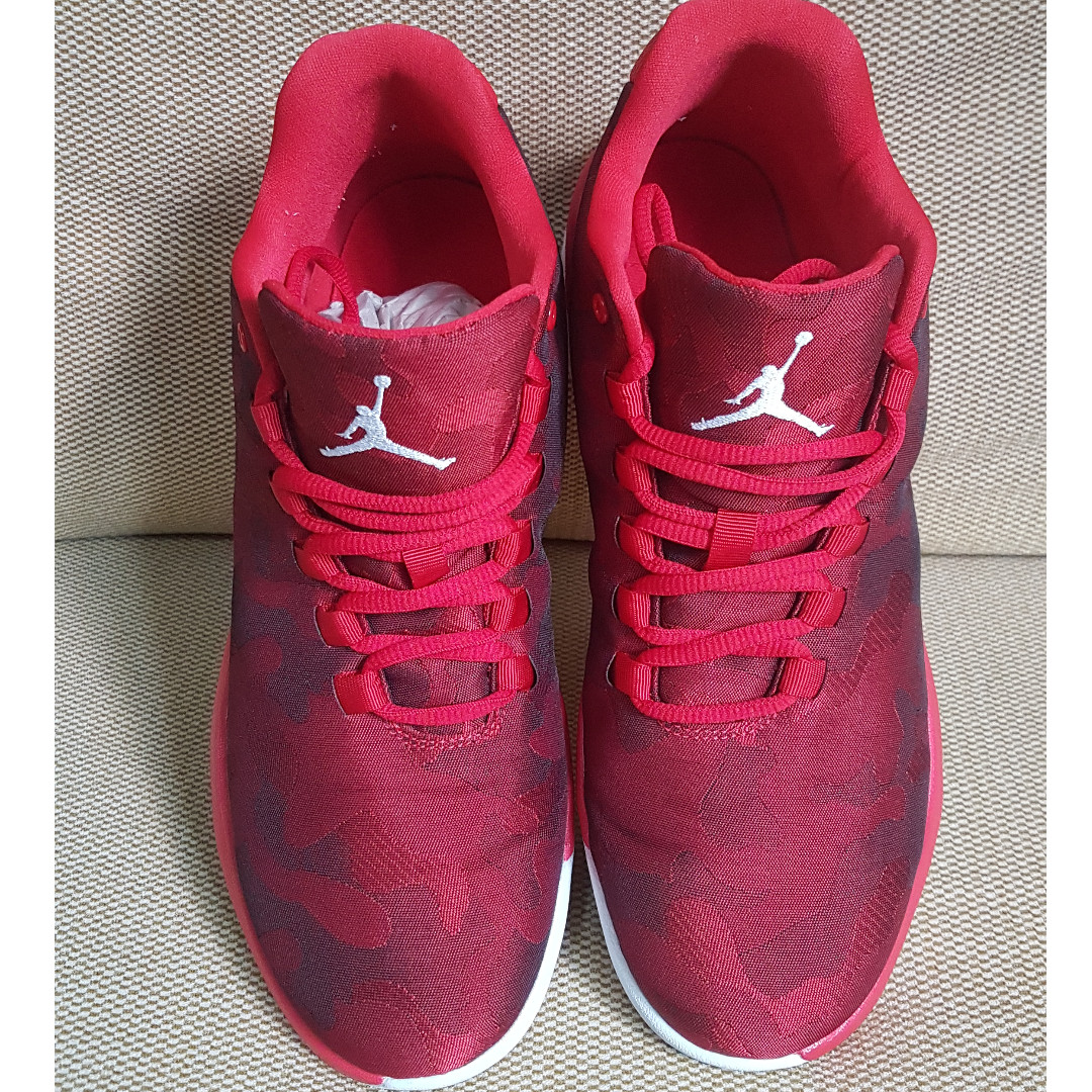 Nike Air Jordan B.fly Red Mid Basketball Shoes Men s US8.5 098f34a15