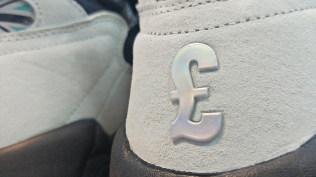 94f4cbddcd35 Nike Air More Money QS Currency Pack Britain £ Barley Grey Jade Black