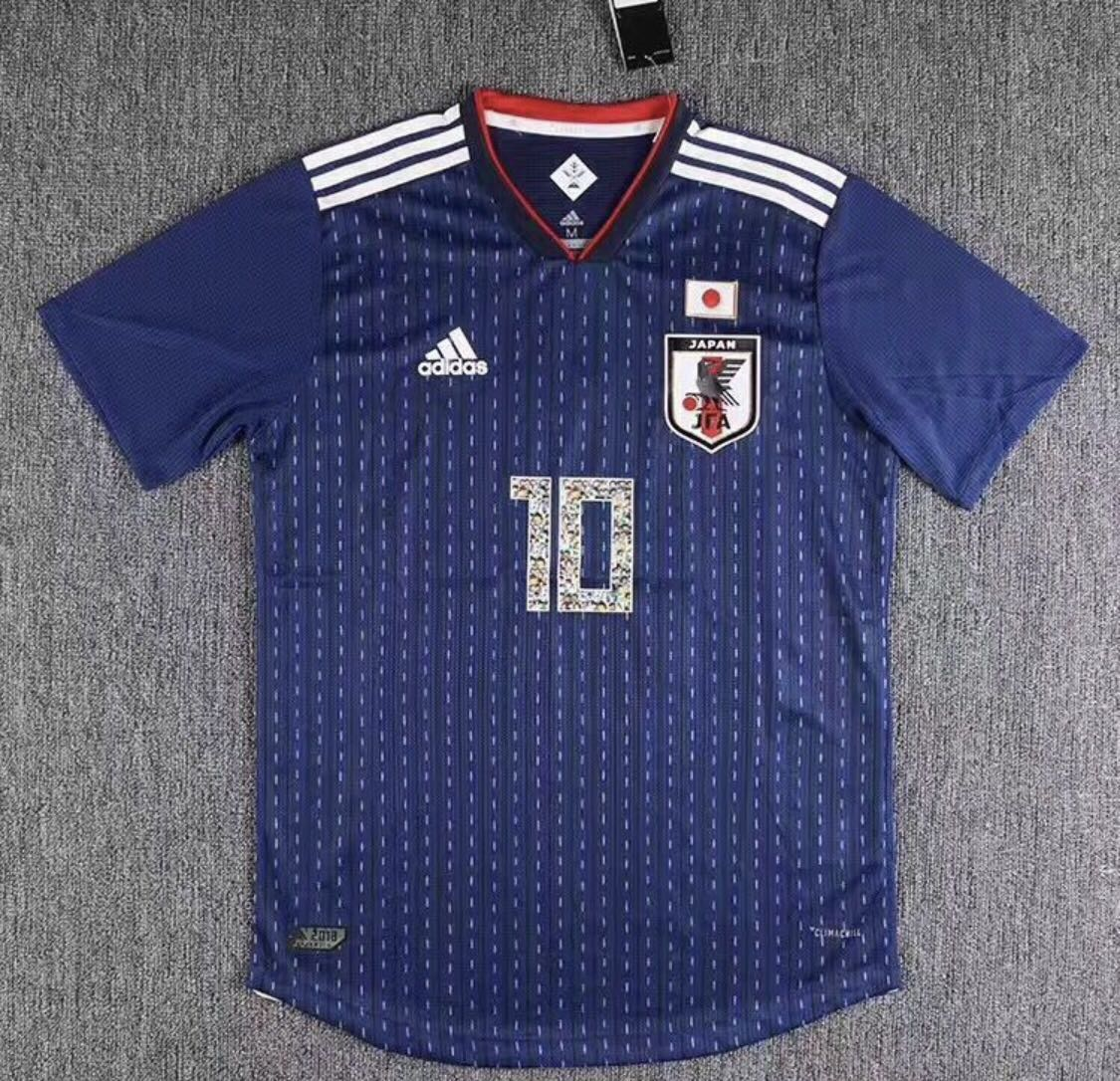 5b772acd4 [PREORDER] Adidas Japan Captain Tsubasa 2018 World Cup Special Edition  Jersey, Sports, Sports Apparel on Carousell