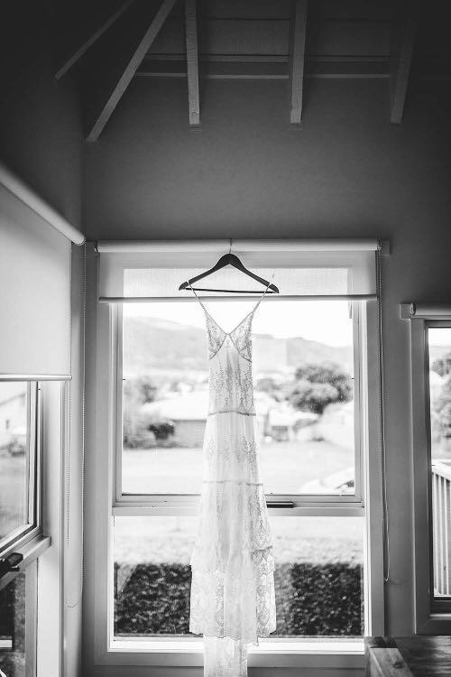 Spell Bride Wedding Dress - Canyon Moon Lace Gown