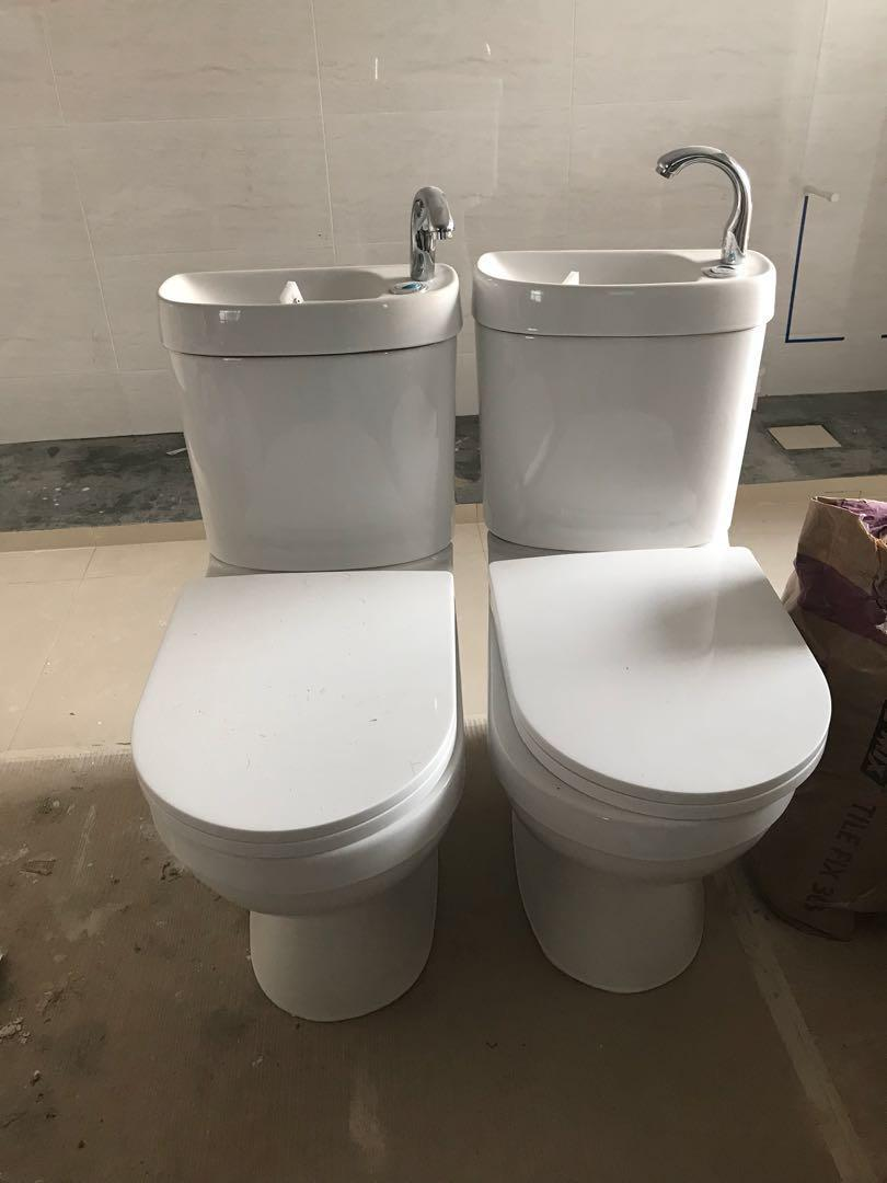Wondrous Treo Eco 188 Hdb Toilet Bowl Furniture Others On Carousell Onthecornerstone Fun Painted Chair Ideas Images Onthecornerstoneorg