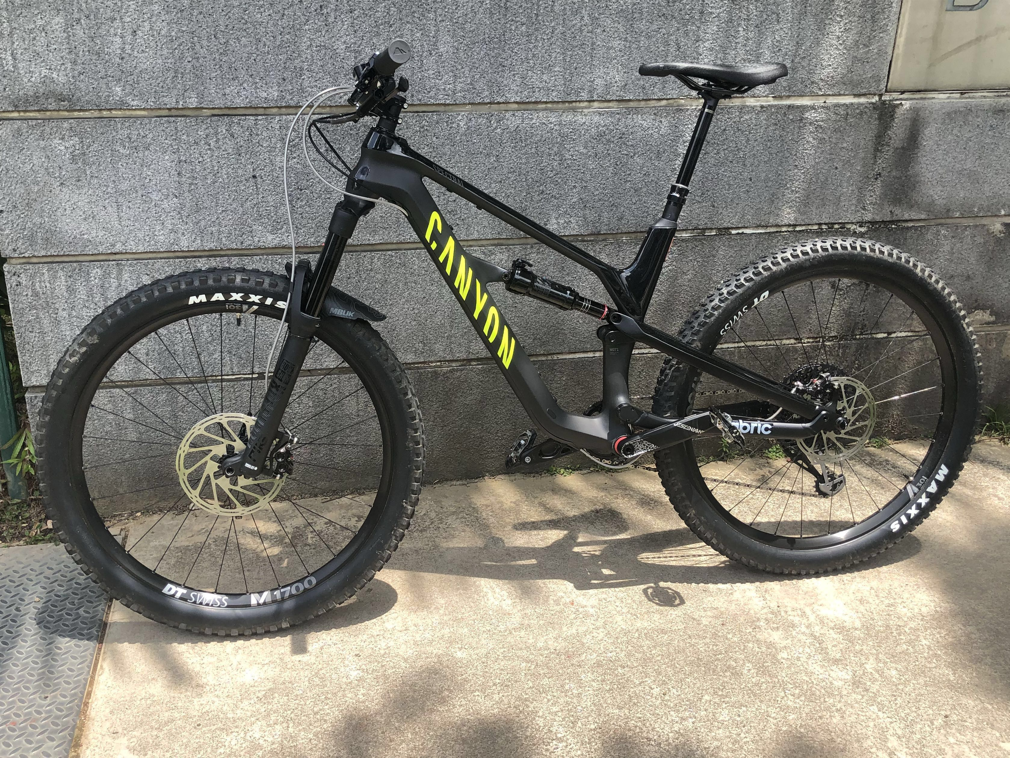 [☄️UPGRADED🔥] 2018 CANYON SPECTRAL CF 8 0 w/ Warranty for new owner