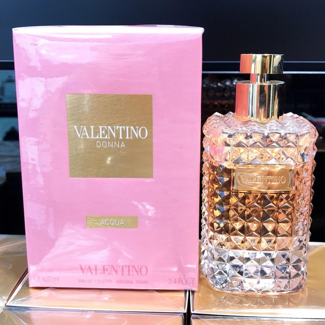 Donna Acqua Edt 100nl Women For Valentino otsdhrCQxB