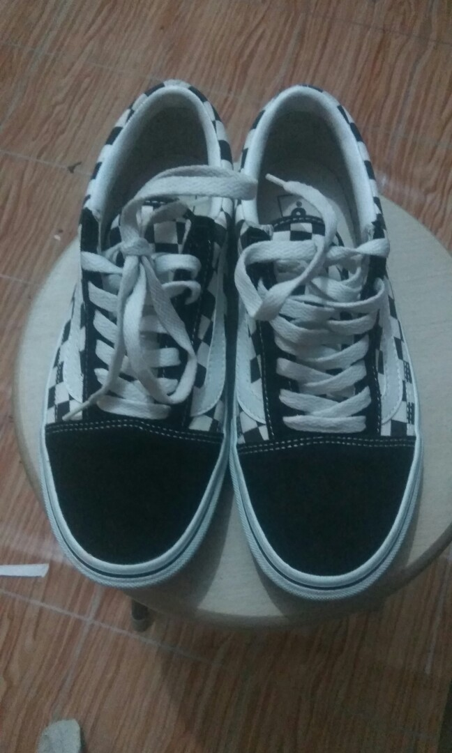 48cce3100f Vans Old Skool checker japan v36-38
