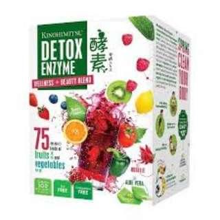 Kinohimitsu Detox Enzyme