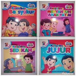Buku anak Yazqi dan yasmin