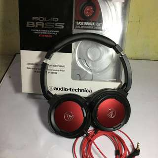 Audio Technica ATH-WS55 Headphones
