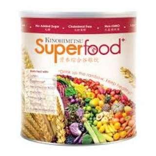 Meal Replacement Superfood+ Kinohimitsu