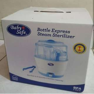 Bottle Express Steam Sterilizer