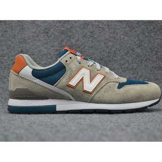 New Balance Retro (Orange,blue)