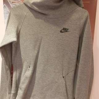 Nike運動型灰色帽踢