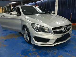 Mercedes Benz Cla180 Amg ( new arrival )