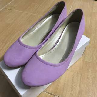 <PRELOVED> Calaqisya Calashoes Orchid without box