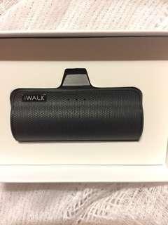 iWALK口袋手機充電寶Andriod Micro USB 迷你移動電源