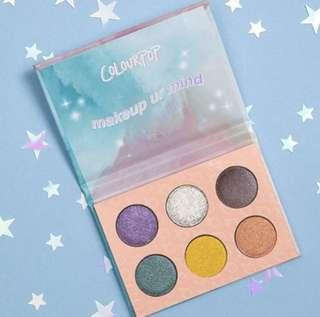 [AVAIL FOR PO❤️] Colourpop makeup ur mind eyeshadow palette PO