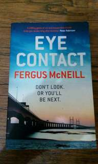 EYE CONTACT by Fergus McNeill