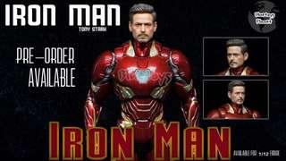 預訂 iron man shf 上色完成版 頭雕 marvel legends