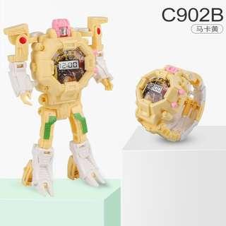 Yellow Robot Watch