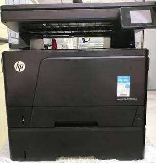 HP Laser Jet M435nw A3 Multifunction Printer
