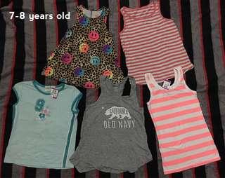 Preloved Kids Clothes